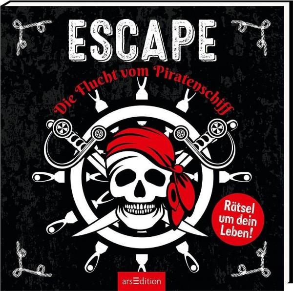 ars Edition Escape – Die Flucht vom Piratenschiff Spielzeug