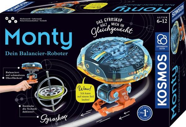 Kosmos Monty Dein Balancier-Roboter Experimentierkasten Spielzeug