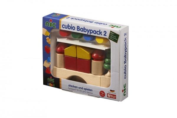 NIC Babypack 2 Spielzeug