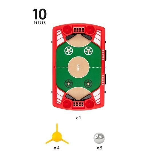 Brio Tischfußball-Flipper Spielzeug