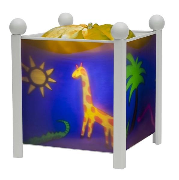Trousselier Drehlampe Magische Laterne Dschungel Spielzeug