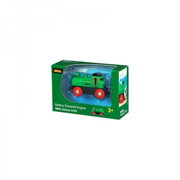 Brio Speedy Green Batterielok Spielzeug