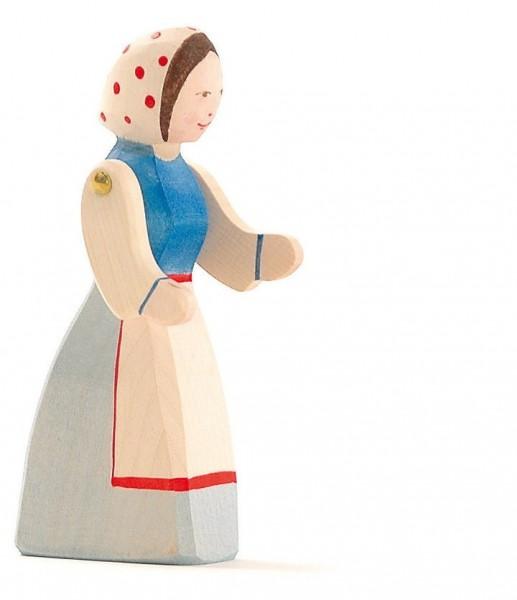 Ostheimer Figur Bäuerin Spielzeug