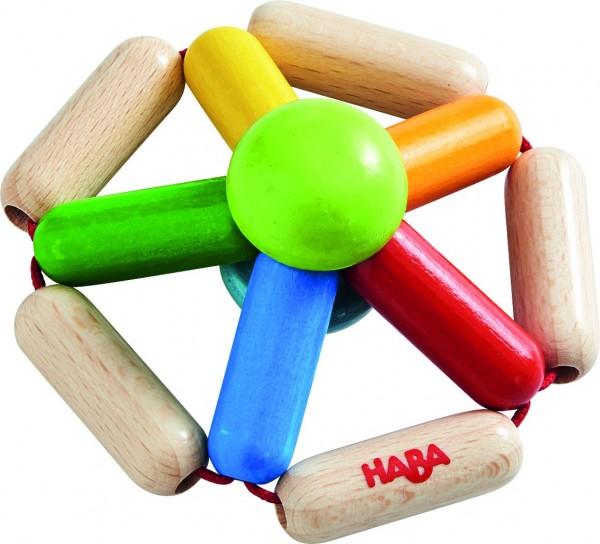 Haba Greifling Farbendreh Spielzeug