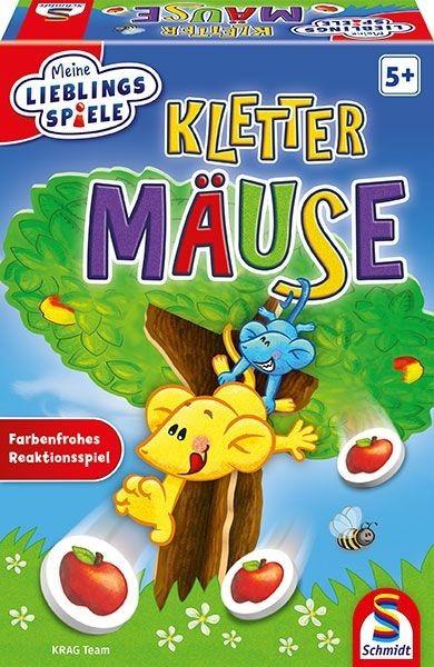 Schmidt Spiele Klettermäuse Spielzeug