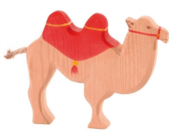 Ostheimer Figur Kamel (Sattel) II Spielzeug