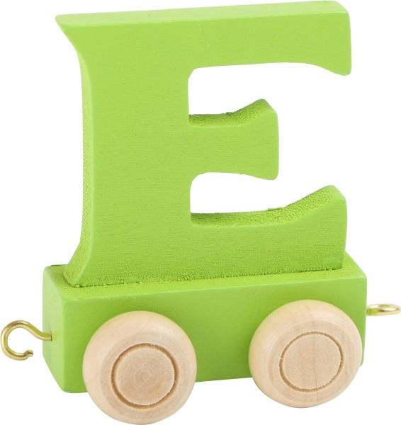 Legler Buchstabenzug bunt E farbig Spielzeug