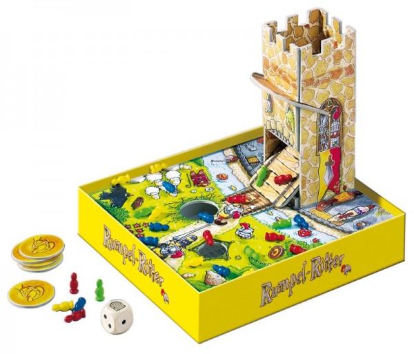Haba Spiel Rumpel-Ritter Spielzeug
