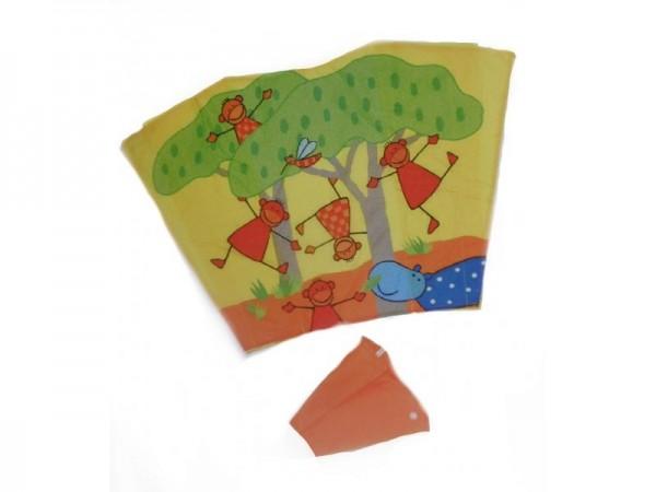 Rundum Taschendrachen Affenparty Spielzeug