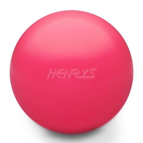 Henrys Hix Russian Ball 62mm pink Spielzeug