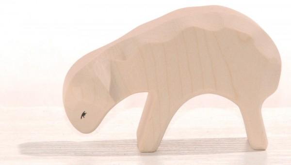 Ostheimer Figur Schaf fressend Spielzeug