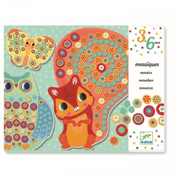 DJECO Design by 3-6 Jahre: Mosaic - Spielzeug