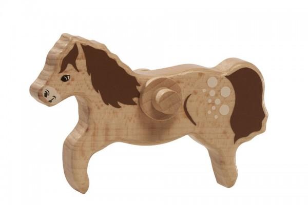NIC Kugelbahn Multibahn Pferd Spielzeug