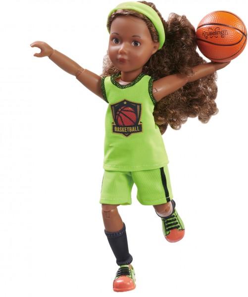 Käthe Kruse Joy Basketball Spielerin Spielzeug