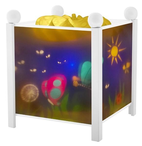 Trousselier Magische Laterne Schmetterling Spielzeug