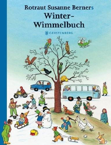 Gerstenberg Winter Wimmelbuch Spielzeug
