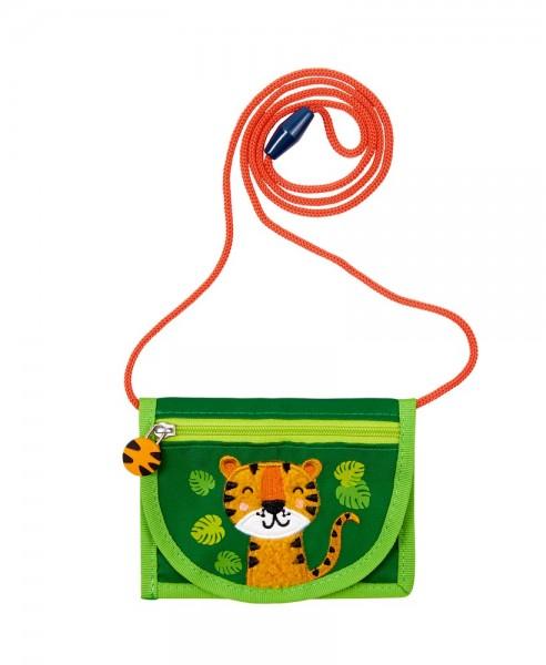 Die Spiegelburg Brustbeutel Tiger Kleine Freunde Spielzeug