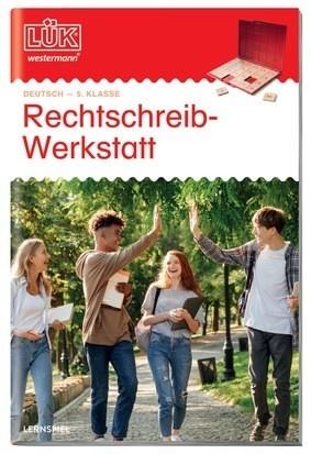 LÜK Rechtschreibwerkstatt 5. Klasse Spielzeug