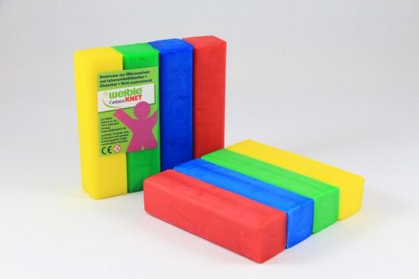 Weible Knet 4 Stangen, 400g Spielzeug