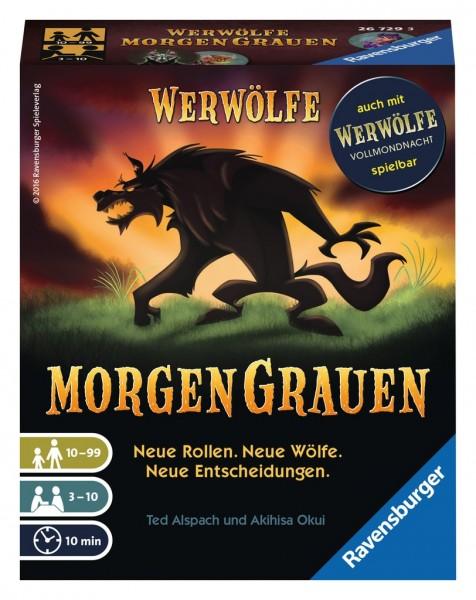 Ravensburger Werwölfe Morgengrauen Spielzeug