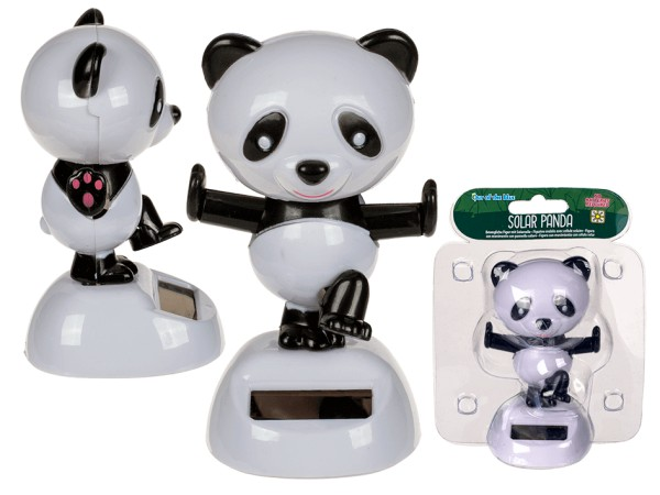 Out of the Blue Bewegliche Figur Panda Spielzeug