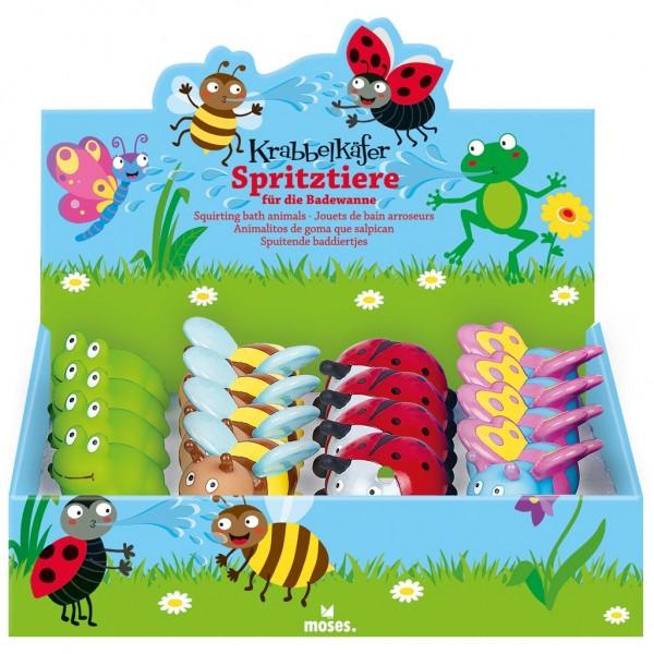 Moses Krabbelkäfer Spritztiere Spielzeug