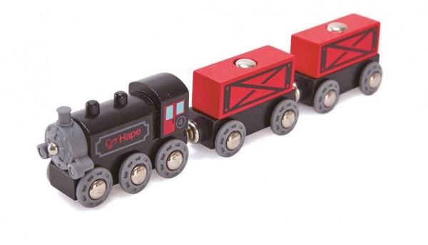 Hape Dampf-Frachtzug Spielzeug