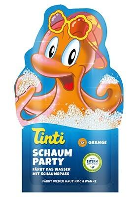 Tinti Schaumparty orange Spielzeug
