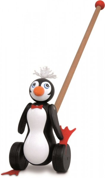 NIC Schiebe - Pingu Spielzeug