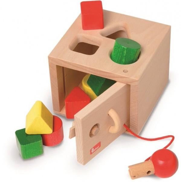 NIC Steck-Tresor Spielzeug