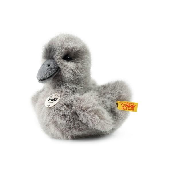 Steiff Sigi Schwanenküken12 grau Spielzeug
