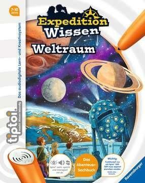 Ravensburger tiptoi® Weltraum (Expedition Wiisen) Spielzeug