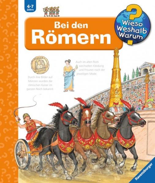 Ravensburger Buch WWWjun2:Bei den Römern Spielzeug