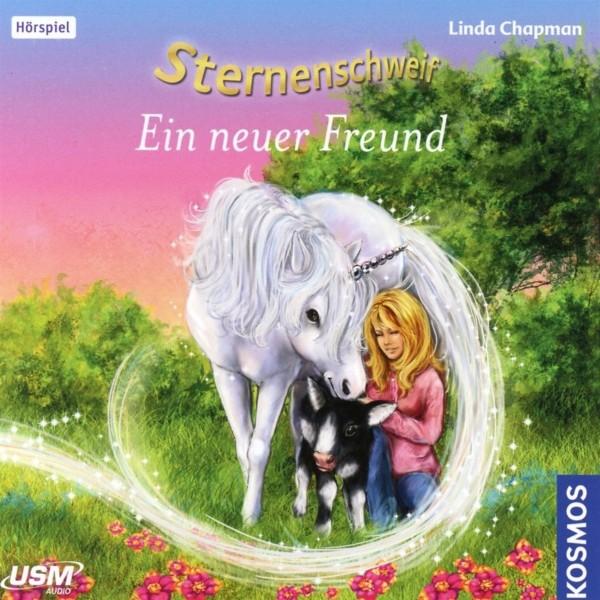 Kosmos Sternenschweif, 42, Ein neuer Freund - Audio-CD Das Hörspiel zum Buch Spielzeug