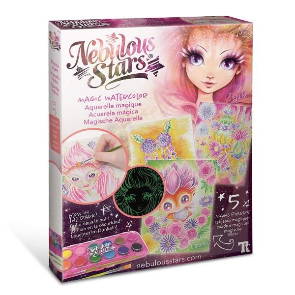 Nebulous Stars Magische Aquarelle - Petuliua Spielzeug