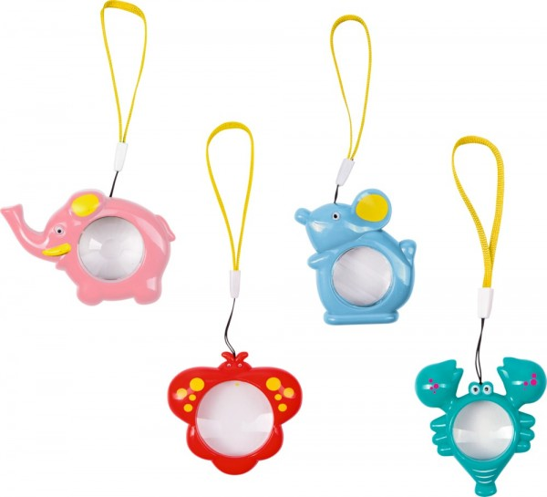 Die Spiegelburg Zauberaugen Bunte Geschenke (Tiere) Spielzeug