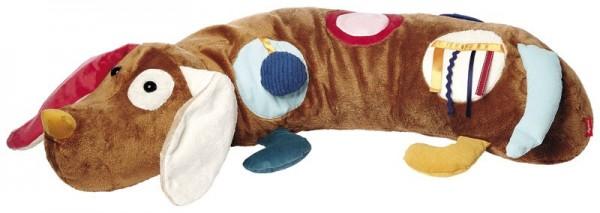 Sigikid Entdeckerkissen Hund Spielzeug