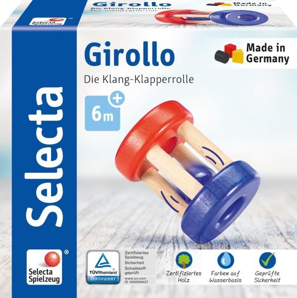 Schmidt Spiele Girollo, Greifspielzeug, 7 cm Spielzeug
