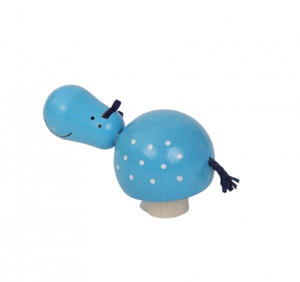 Rundum Steckfigur Nilpferd Spielzeug