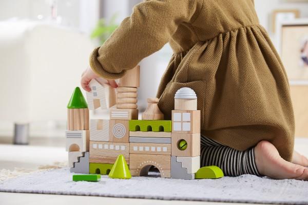 Haba Bausteine Coburg Spielzeug