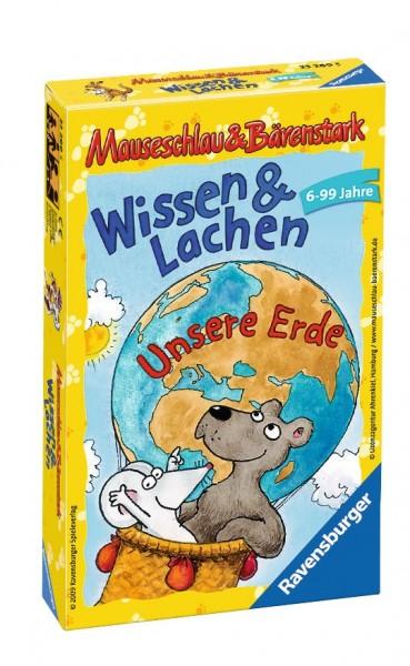 Ravensburger MB: Wissen und Lachen Spielzeug