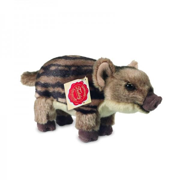 Teddy Hermann Wildschweinfrischling 22 cm Spielzeug