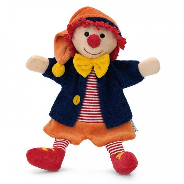Sterntaler Handpuppe Clown Spielzeug