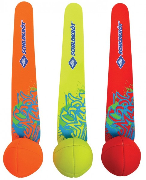 MTS Sportartikel Vertrieb Neopren Diving Balls 3 er Spielzeug