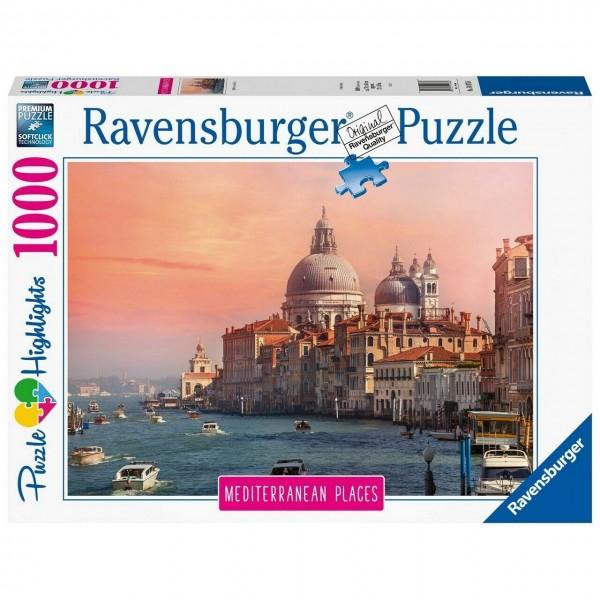 Ravensburger Puzzle Mediterranean Italy 1000 Teile Spielzeug