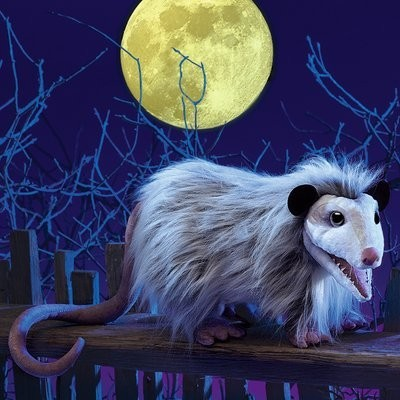 Folkmanis Opossum Spielzeug