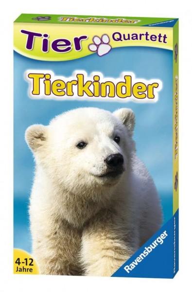 Ravensburger Tierkinder Tier-Quartett Spielzeug