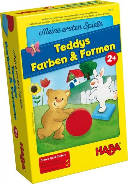 Haba Meine ersten Spiele - Teddys Farben und Formen Spielzeug