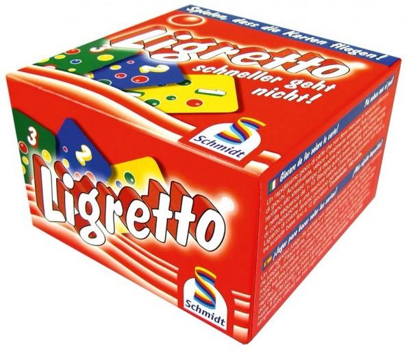 Schmidt Spiele Ligretto, rot Spielzeug
