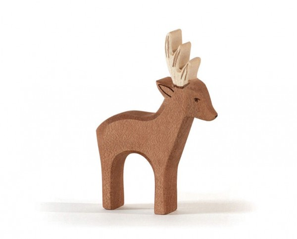 Ostheimer Figur Rehbock Spielzeug